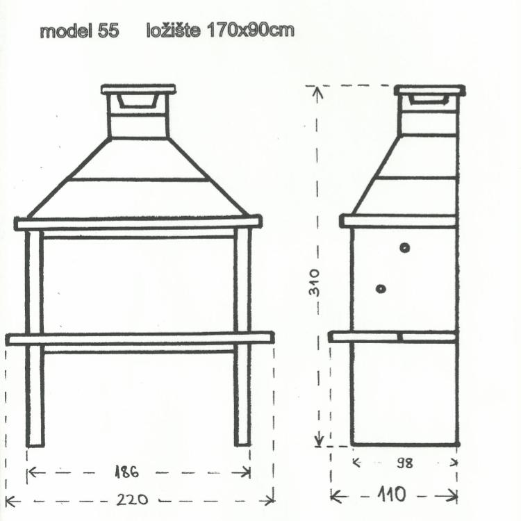 Model kamina